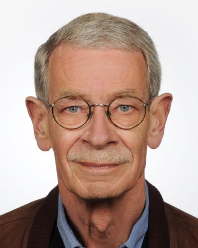 Prof. Dr. de Langen, Ernst