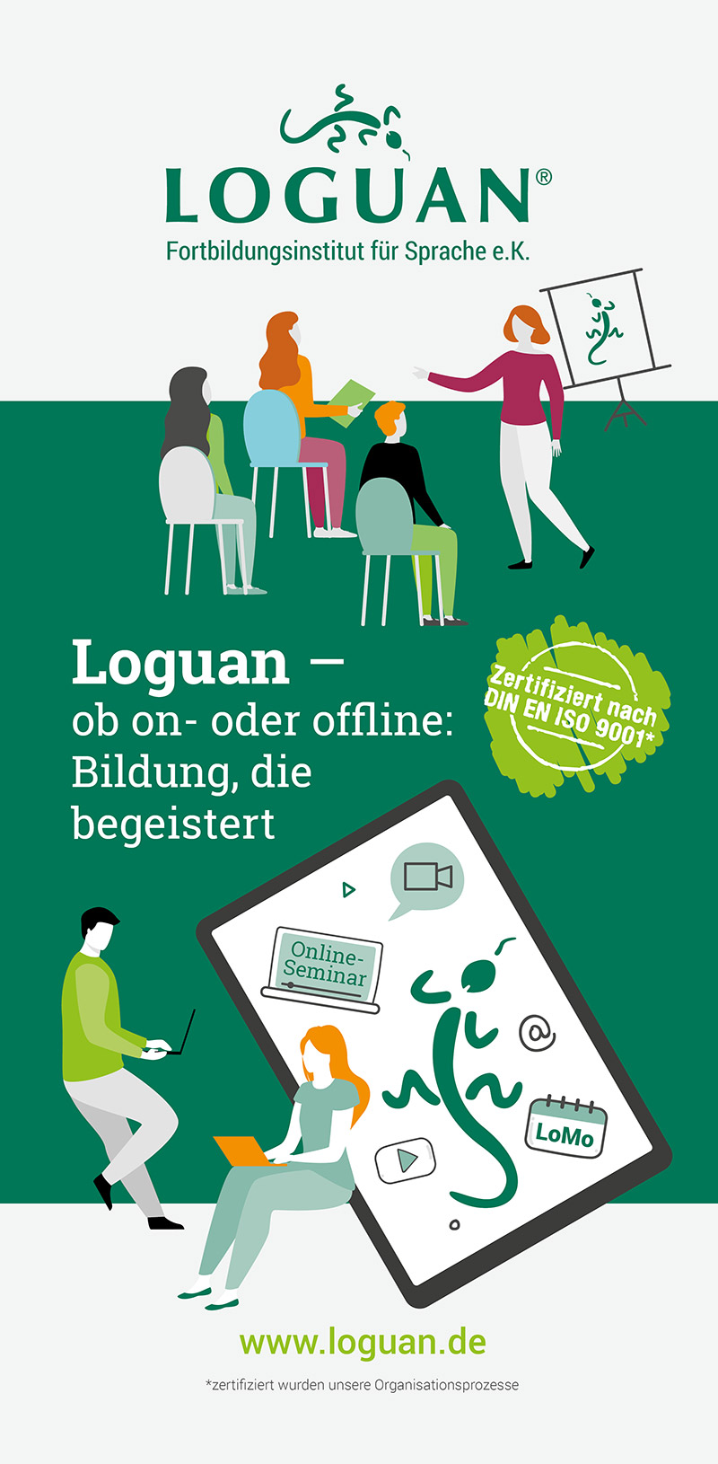 Loguan Programmheft 2021 Download
